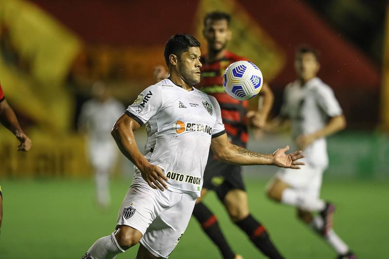 Líder do campeonato, Atlético tenta ampliar sua vantagem para o Palmeiras. Foto: Pedro Souza/Atlético