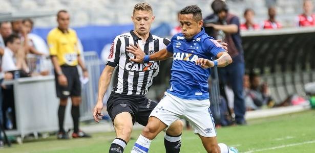 Marlone não joga pelo Atlético-MG desde a primeira partida da final do Camp. Mineiro