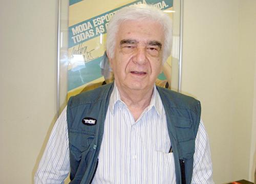 Roberto Petri tinha 85 anos e morreu em São Paulo-SP