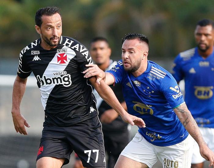 Times de Luxemburgo e Fernando Diniz têm cada vez menos chances de voltar à Série A. Foto:  Bruno Haddad/Cruzeiro