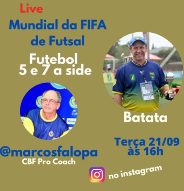 Ele foi atleta e atualmente comanda a Seleção Brasileira da modalidade