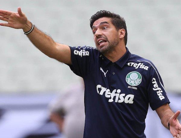 Abel Ferreira, técnico do Palmeiras. Foto: Cesar Greco/Ag. Palmeiras