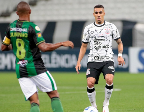 Timão tem apenas 33% de aproveitamento em seu estádio na temporada 2021. Foto: Rodrigo Coca/Ag Corinthians