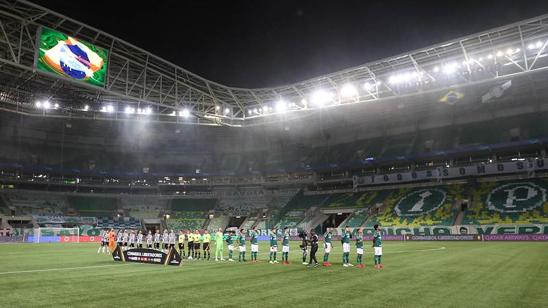 Conselho da CBF ainda debaterá quando os clubes do Brasileirão poderão ter novamente públicos em seus jogos. Foto: Cesar Greco