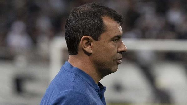 Carille quer reflexo de desempenho nos resultados. Foto: Daniel Augusto Jr/Ag. Corinthians