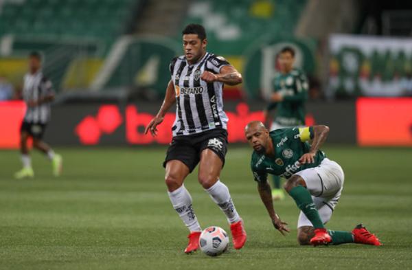 Atlético-MG e Palmeiras decidem vaga à final da Libertadores no Mineirão; escalações