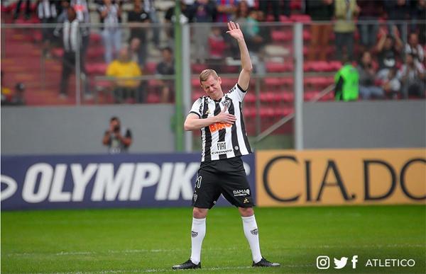Gols e lances do futebol e da vida, no que vi de bom na rodada do Brasileirão. Foto: Divulgação/Atlético-MG