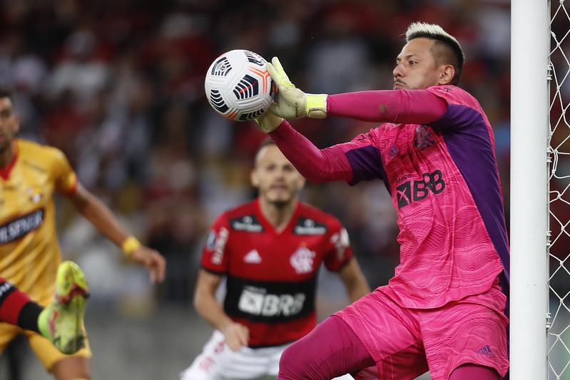 Última derrota por essa diferença de gols foi para o São Paulo, em novembro de 2020. Foto: Gilvan de Souza/Flamengo