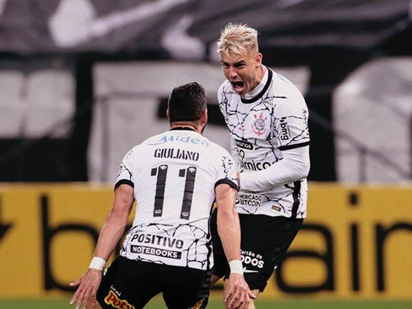 Timão tinha média de menos de um gol por jogo antes da estreia das contratações. Foto: Rodrigo Coca/Ag Corinthians
