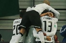 Faltou pouco para o time brasileiro se complicar na semifinal diante do Al Ahly