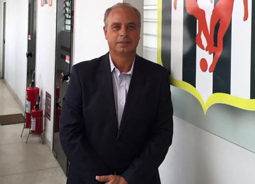 Ele assumiu o cargo em 2016, após a saída de Ciro Fontão de Souza.