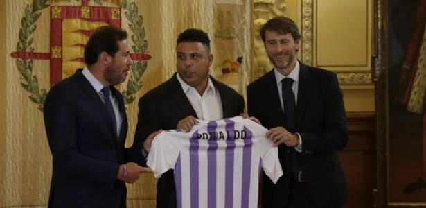 Ex-camisa 9 é o atual presidente do Conselho de Administração do Valladolid