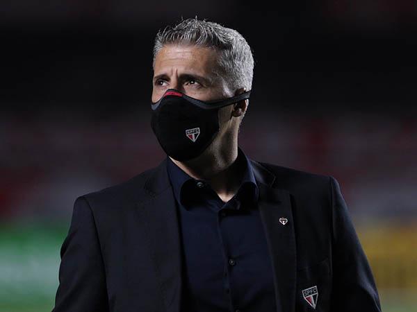 Treinador do São Paulo é desejado pelo Racing. Foto: Rubens Chiri/saopaulofc.net