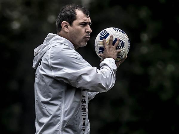 Técnico do Santos tem excelente retrospecto em clássicos. Foto: Ivan Storti/Santos