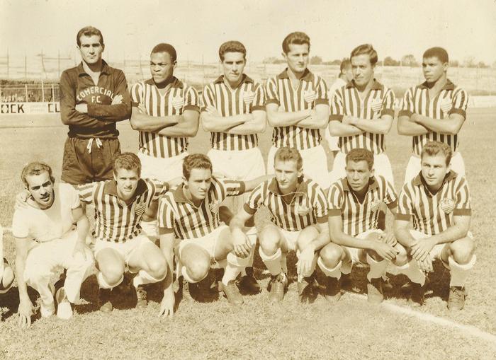 Equipe de Ribeirão Preto em 1966