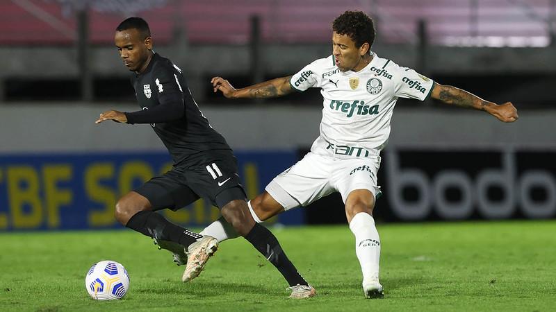 Verdão não vence há três jogos no Brasileirão. Foto: Cesar Greco