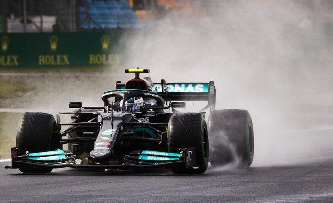 Finlandês conquistou seu décimo triunfo na categoria. Foto: Mercedes-AMG Petronas F1