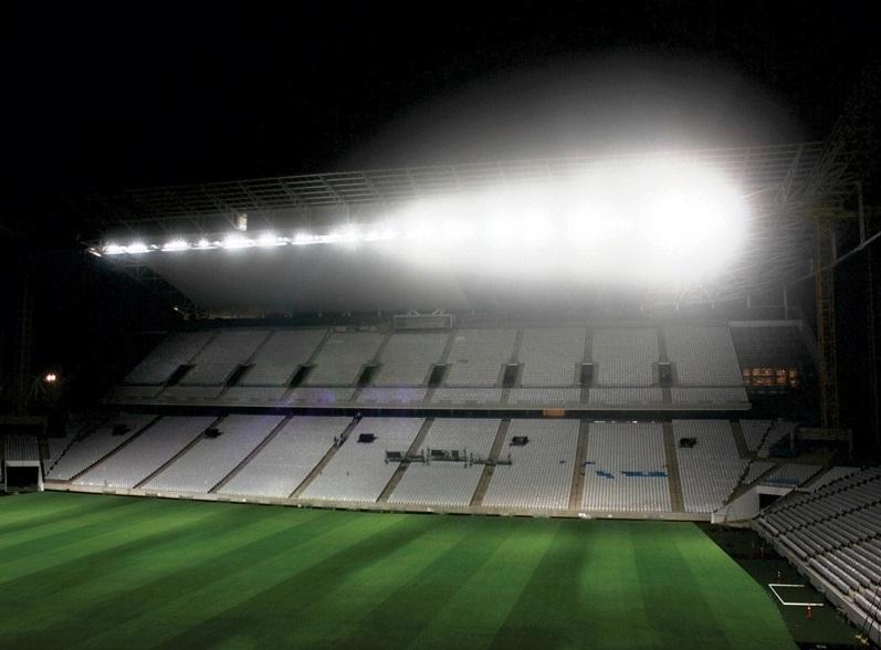 O prazo para a cobertura foi confirmado por Andrés Sanchez, responsável pelo estádio, por meio de sua assessoria de imprensa