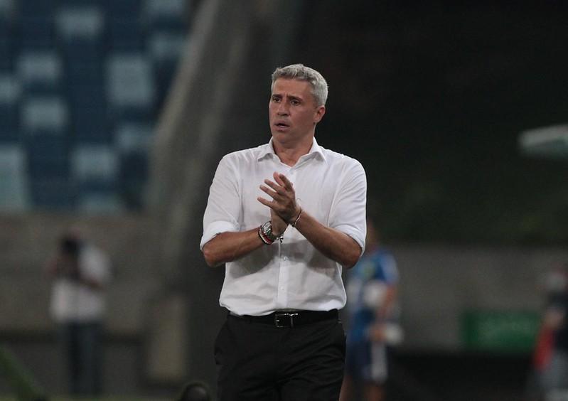 Técnico do São Paulo mostrou confiança para escapar da zona de rebaixamento. Foto: Rubens Chiri/saopaulofc.net