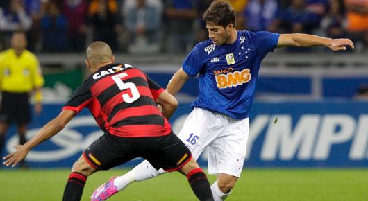 O pai do jogador deseja ver o garoto de 21 anos jogar a Libertadores de 2015