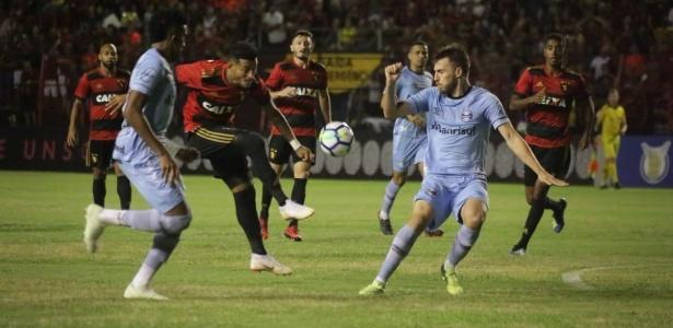 Para o Grêmio, o empate até não chega a ser ruim