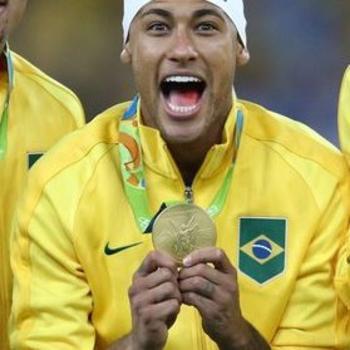 Só a medalha de ouro na olimpíada seria suficiente para Neymar ficar entre os finalistas