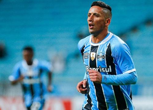 Lateral direito e centroavante desfalcarão o Grêmio nas próximas rodadas do Campeonato Brasileiro