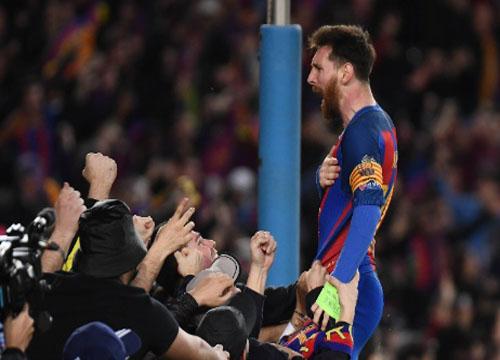Messi está a caminho de Barcelona por renovação