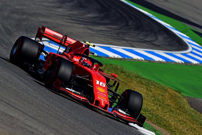 Monegasco superou Vettel na segunda sessão. Foto: Scuderia Ferrari