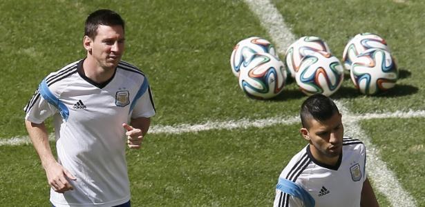 Dois brasileiros aparecem na lista feita pelo jogador