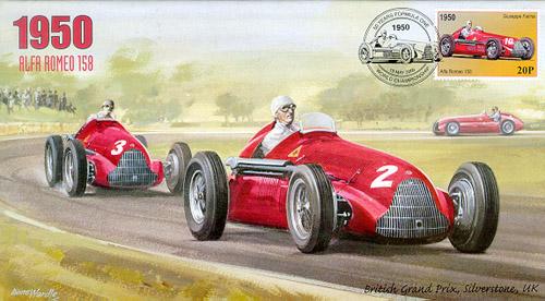 Mundial de F1 em 1950 - Que fim levou? - Terceiro Tempo