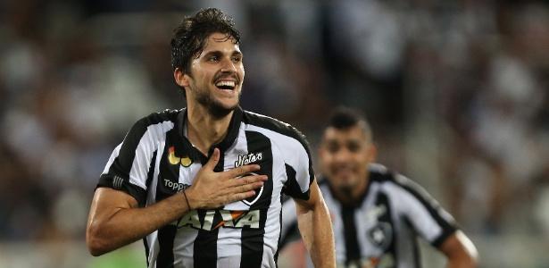 Atlético-MG quer definir situação de Rabello até sexta-feira. Foto: Vitor Silva/SSPress/Botafogo/Via UOL
