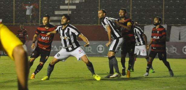Com o resultado, o Botafogo chega aos 9 pontos e se mantém na 12ª colocação