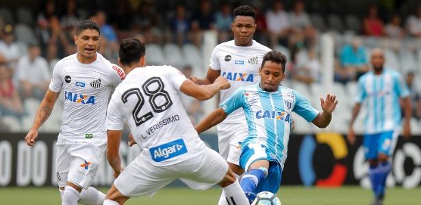 O Santos fecha sua participação no Brasileiro com 63 pontos
