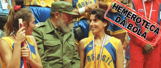 Histórias do esporte nem sempre felizes, mas que continua na sua memória