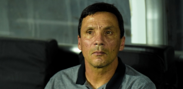 Técnico Zé Ricardo tem sido bem avaliado pela diretoria do Botafogo