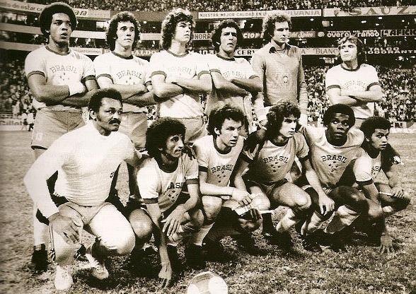 Em 1975, seleção brasileira aplicou várias goleadas, mas acabou dividindo medalha