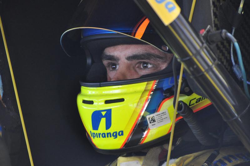 Piloto da Ipiranga Racing parte na frente na corrida 1 neste domingo. Foto: Marcos Júnior Micheletti/Portal TT