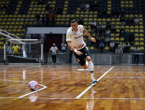 O Corinthians se manifestou sobre o assassinato de Douglas em suas redes sociais. Foto: Divulgação