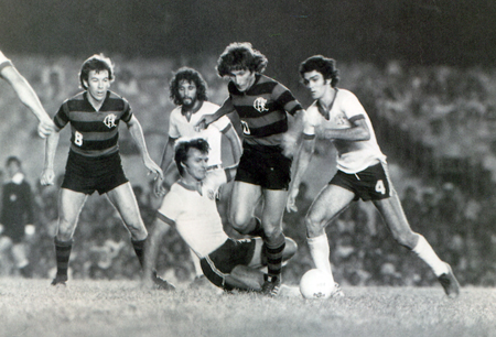 A importância da década de 70 no Flamengo