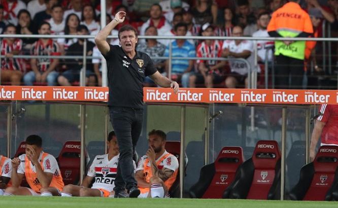 Tricolor conta com reforços de peso e as expectativas são grandes. Foto: Rubens Chiri/saopaulofc.net