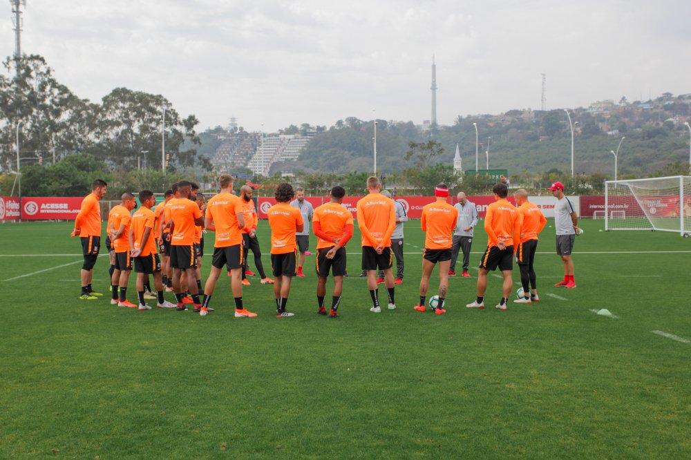 Equipe gaúcha inicia treinos nesta terça-feira em Porto Alegre. Foto: site oficial do Inter