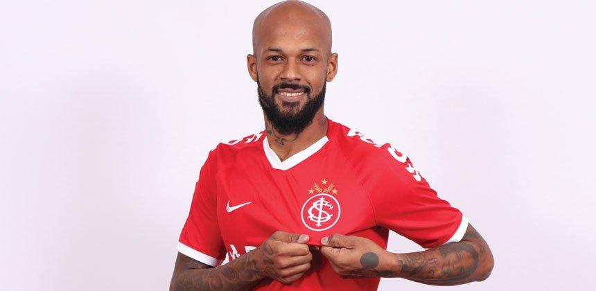 Bruno Silva terá vínculo com o Colorado até o final do ano. Foto: site oficial do Inter