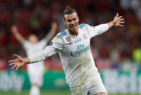 Atacante galês está insatisfeito com o clube espanhol. Foto: site oficial do Real Madrid