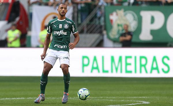 Vitor Hugo está confirmado na próxima fase da Libertadores da América. Foto: Flickr/Palmeiras