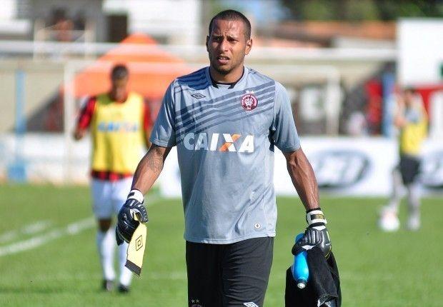Rodolfo disputou o Campeonato Brasileiro da Série B pelo Oeste. Foto: Divulgação/Atlético-PR