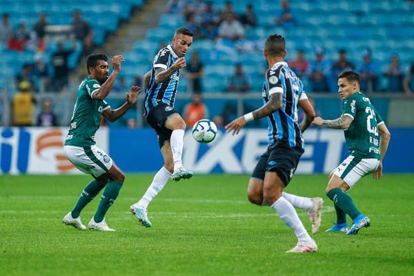 Confronto aconteceu na capital gaúcha. Foto: site oficial do Grêmio