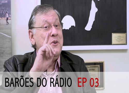Milton Neves e Eduardo Barão, da BandNews FM, agora estão no YT