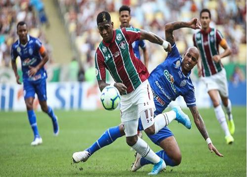 A equipe das Laranjeiras perdeu por 1x0 para o CSA, no Maracanã, e a torcida reclamou