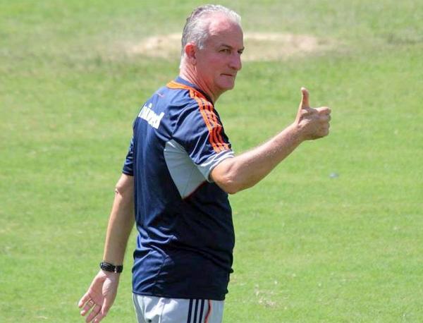 Dorival deverá receber proposta oficial do Fluminense ainda na manhã desta terça. Foto: Photocamera/Divulgação